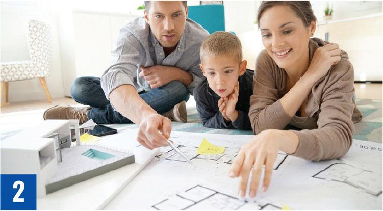 Concevoir votre maison