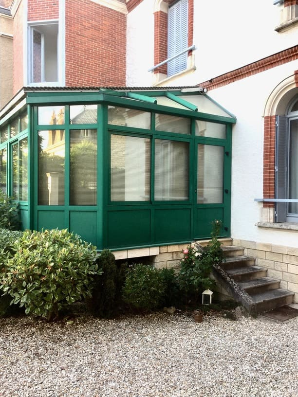extension de maison Philipon
