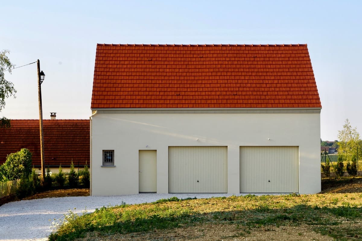 maison Philipon 2 garages